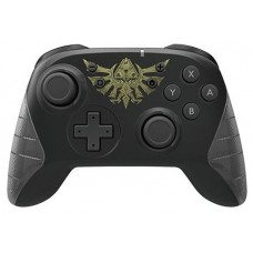 GAMEPAD HORI WIRELESS ZELDA NEGRO