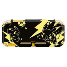 CARCASA HORI NINTENDO SWITCH PIKACHU BLACK   GOLD