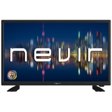 "Nevir 7430 TV 24"" LED HD USB DVR HDMI Negra"