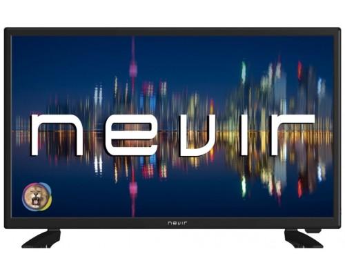 "Nevir 7430 TV 24"" LED HD USB DVR HDMI Negra"