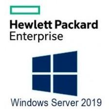 HPE Microsoft Windows Server 2019 1CAL Dispositivo