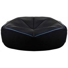 Aerocool P7-BB1 Silla para videojuegos universal Asiento de malla Negro, Azul