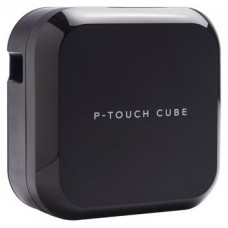 Rotuladora portatil brother pt - p710bt cube usb