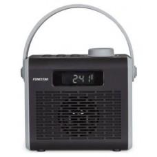 Altavoz Reloj Despertador Radio FM Bluetooth 4.2 R2-N Negro Fonestar