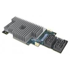 Intel RMS3AC160 controlado RAID PCI Express x8 3.0 12 Gbit/s