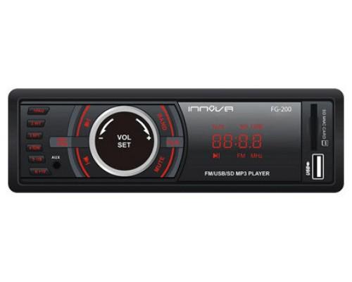 Radio USB sd Innova MP3 200, aux , 4x25w