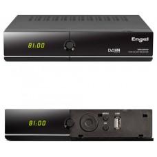 Engel Axil RS8100HD tV set-top boxes IPTV, Satélite Full HD Negro
