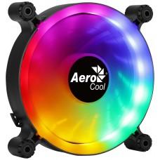 AEROCOOL SPECTRO 12 FRGB 12CM FAN, FIXED RGB LIGHTING, ANTIVIBRATION, 4PIN MOLEX