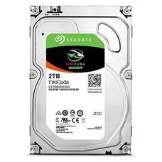"""DISCO DURO 3.5"""" SEAGATE 2TB 7200RPM HYBRID 64MB SSD SATA"""