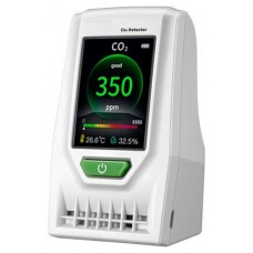 MEDIDOR DE CALIDAD DEL AIRE CO2 -TEMPERATURA-HUMEDAD ST967