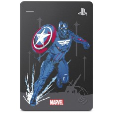 DISCO DURO EXT 2TB SEAGATE GAME DRIVE PS4 CAPITAN AMERICA