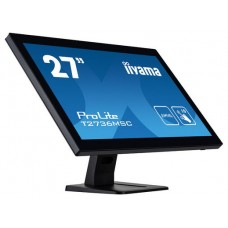 "iiyama ProLite T2736MSC-B1 monitor pantalla táctil 68,6 cm (27"") 1920 x 1080 Pixeles Negro Multi-touch"