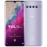 MOVIL SMARTPHONE TCL 10 PLUS 6GB 256GB DS PLATA