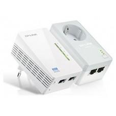 ADAPTADOR PLC TP-LINK AV500 TL-WPA4226 KIT 2UDS