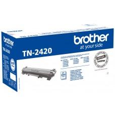 Brother TN-2420 Cartucho de tóner 3000páginas Negro tóner y cartucho láser