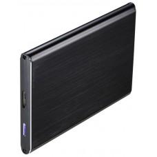 CAJA EXTERNA 2.5 TOOQ 7MM SATA USB 3.0 NEGRA UASP TOOQ