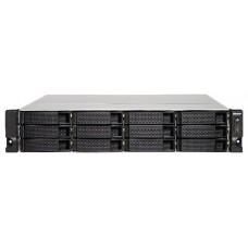 NAS QNAP BUSINEES ME 12-Bay quad-core 1.7 GHz