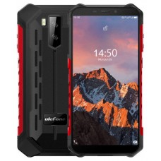 "Ulefone Armor X5 Pro 14 cm (5.5"") 4 GB 64 GB SIM doble 4G MicroUSB Rojo Android 10.0 5000 mAh"