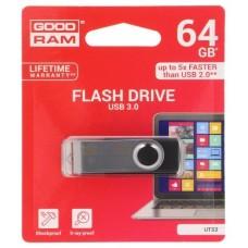 Goodram UTS3 Lápiz USB 64GB USB 3.0 Negro
