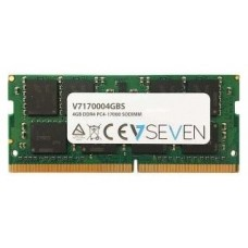 MEMORIA V7 SODIMM DDR4 4GB 2133MHZ CL 15 PC3-17000