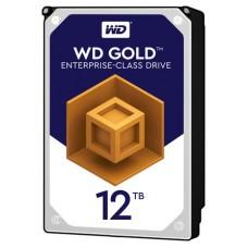 """DISCO DURO 12 TB 3.5 """""""" SATA WD GOLD (Espera 4 dias)"""