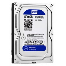 "DISCO DURO 3.5"" WESTERN DIGITAL 500GB SATA3 BLUE"