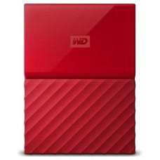"DISCO DURO EXTERNO 2.5"" 2TB WD MY PASSPORT USB 3.0 RED"