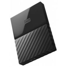 "DISCO DURO EXTERNO 2.5"" 1TB WD MY PASSPORT USB 3.0 BLACK"