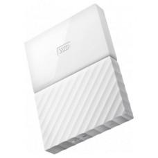 """DISCO DURO EXTERNO 2.5"""" 1TB WD MY PASSPORT USB 3.0 WHITE"""