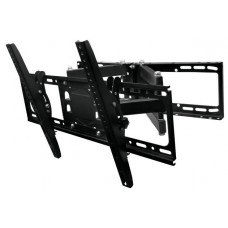 "Gembird WM-80RT-01 80"" Negro soporte de pared para pantalla plana"