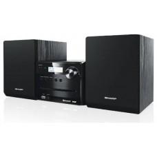 Sharp XL-B515D Microcadena de música para uso doméstico 40 W Negro