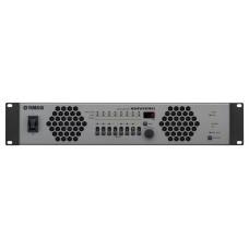 Yamaha XMV8140 amplificador de audio Rendimiento/fase Negro, Gris