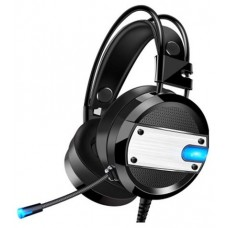 Auricular Gaming GE02 Iluminación LED Multiplataforma XO