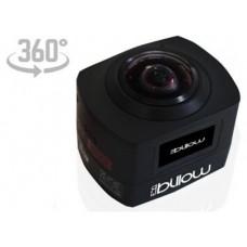 CAMARA DEPORTIVA APPROX XS360PRO 360º BLACK